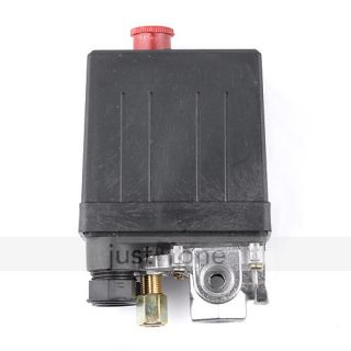 Replacement Part Air Compressor Pump Pressure Switch Control Valve