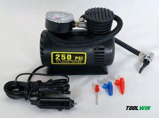 Mini Air Compressor Porable Elecric 12V Pump Car ire Boa Inflaor