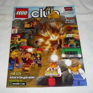 September/Octo​ber 2012 LEGO CLUB magazine