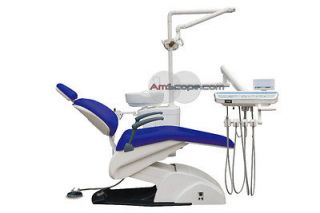 Dental Chair Complete Package  Color V20(Navy Blue) BRAND NEW Ship