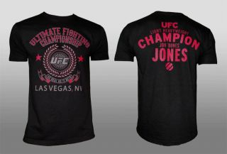 UFC Classic Jon Bones Jones tee shirt Size 3XL