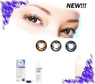 COLOR CONTACT LENS SOLUTION Halloween Contact lens care SOLUTION