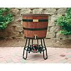 BUBBA KEG WINE RACK STEEL STAND PATIO COOLER ICE CHEST