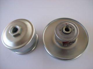 Go kart parts, torque converter ,40 series driver/driven/ belt