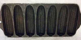 VINTAGE Griswold Crispy Corn Stick Cast Iron Muffin Pan Erie, Pa USA