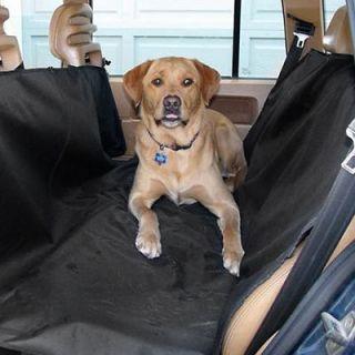Seat Pet Dog Safety Travel Hammock Cover Mat Blanket Cushion Cradle