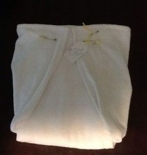 Adult cloth diaper flat style