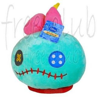 Disney Lilo & Stitch Scrump Roll Toilet Paper Tissue Box Cover