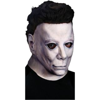 Myers Mask Adult Mens Scary Horror Halloween Movie Costume Accessory