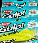 Berkley Gulp Saltwater 6 Bloodworm Fishing Lures T&Js TACKLE   NEW