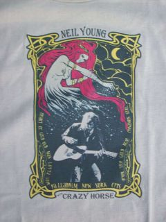 neil young t shirt in Clothing,