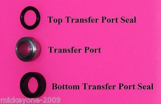 CROSMAN Transfer port + Top/Bottom seals Brand New fit 2240 2250 2260