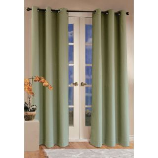 grommet faux silk curtains 60x 84 new design style12 diff. color