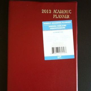 2012 monthly planner in Planners & Organizers