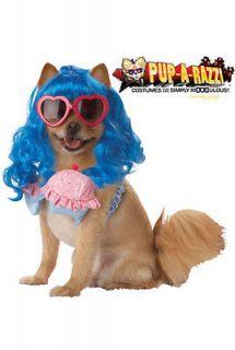 Teenage Dream Katy Perry Cupcake Girl Pet Costume SizeMedium