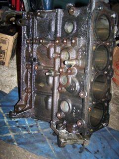 Engine Cylinder Block 2.0 Diesel RF5C Mazda 6 02 07