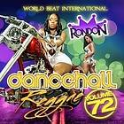 DJ Rondon DanceHall Reggae 72 Party Mixtape CD