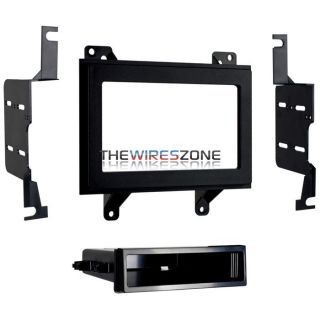 FOR SELECT GM 1994 97 SMALL TRUCK SINGLE/DOUBLE DIN DASH MULTI KIT