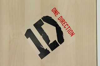 Direction 1D Stickers Decal Laptop Car Auto Netbook Wall Harry Styles