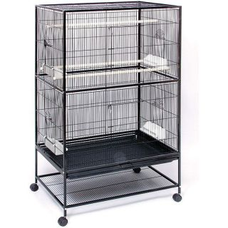 Products Wrought Iron Flight Cage   Prevue F040 Cage for small birds