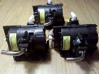 Shurflo Heavy Duty Advantage Syrup Pump   Lot of 3