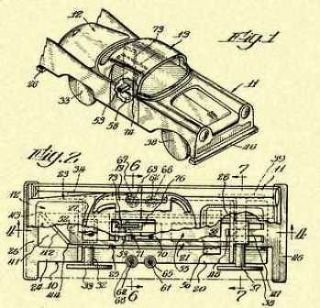 PREMIUM ENGINEERING Demolition Derby Car Patent_K282