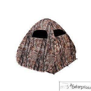 Ameristep Gunner pop up deer hunting ground blind Realtree AP NEW 2303