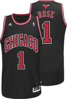 derrick rose jersey youth in Basketball NBA
