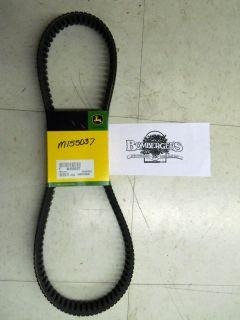 John Deere Gator drive belt for 4X2 HPX and 4X4 HPX Gators M155037