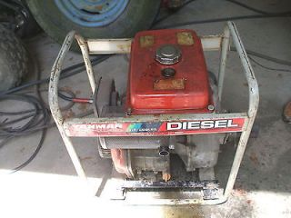 Inch Yanmar Diesel Trash Water Pump Model YDP30E / Model L40AE DP