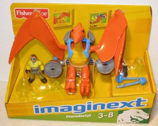 imaginext pterodactyl in Imaginext