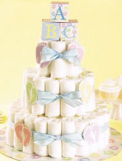 baby shower cake decoration in Holidays, Cards & Party Supply
