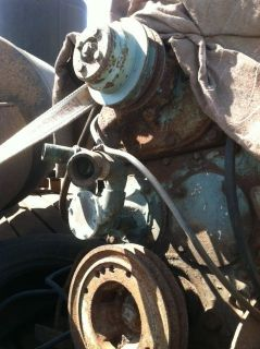 Detroit 271 Marine Diesel Engine complete and runs great