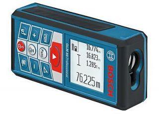 GLM80 GLM 80 Rechargeable Laser Distance Measure 80m Meter Rangefinder