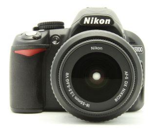 Appareil photo nikon d60 Nikon D60 AF-S DX VR 18-55 : la fiche technique complte
