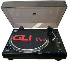 professional turntable in DJ Turntables
