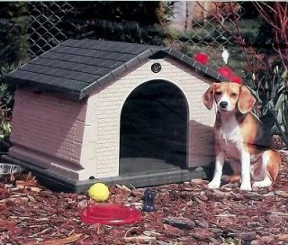insulated dog house in Dog Houses