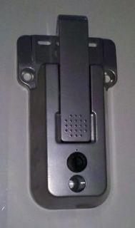 Locking Cargo Trailer Door Lock Hasp Latch Side Rear Ramp Car Toy