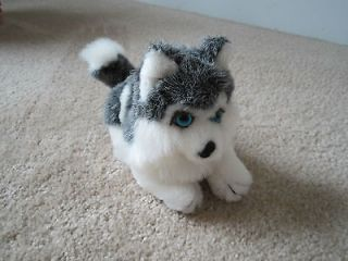 Alaska Husky Dog Doggy Stuffed Animal Plush Toy Vivantti Finland 6 5