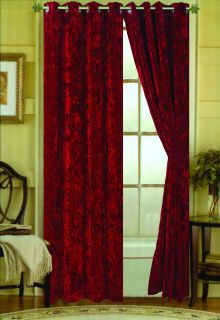 velvet curtains in Curtains, Drapes & Valances