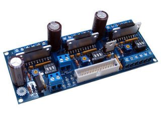 Axis Unipolar CNC Stepper Motor Driver / Controller ~ DIY Kit ~ Made