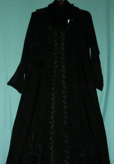 Abaya Dubai Hijab Arab Sheela Black Abayas Kurti Tunic Dupatta Salwar