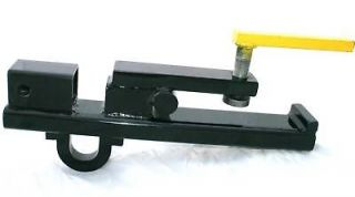 Clamp On Trailer Hitch Skid Steer Bobcat Tractor loader (BH WH)