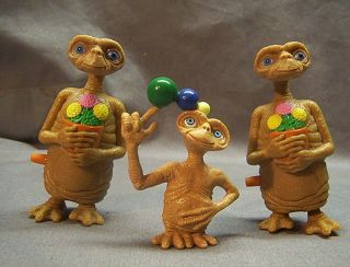 The Extra Terrestrial Wind Up Figures Balloons