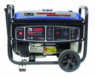 New Eastern Tools ETQ 4000 Watt 7HP 207cc Gas Portable Generator