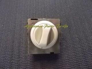 Frigidaire Manufactured, Dryer Timer Control 131960800