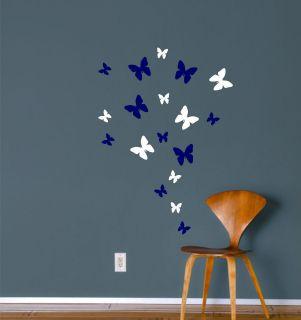 Stickers Butterflies, Bedroom, Lounge, Hall, Nursery, Kids, Bathroom