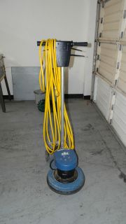 Merit 175 Model M13 Floor Polisher Buffer Cleaner Burnisher Machine