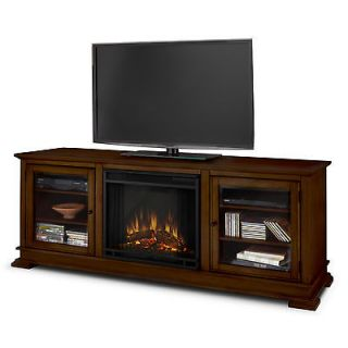 HUDSON Portable Electric Fireplace/Entertainment Center Heater 2 CLRS