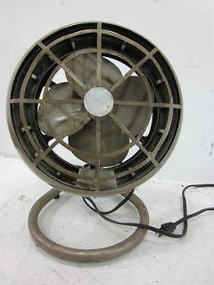 Vintage Arvin Fan/ Heater Combo 1 speed 16h x11.5w x11deep